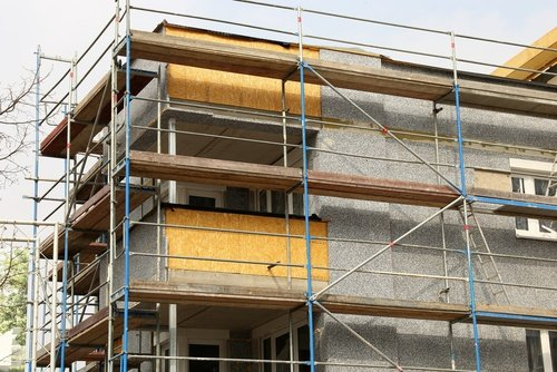 Aislamiento termico fachadas toledo